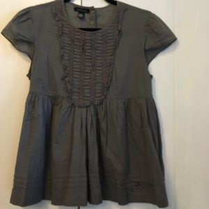 Tommy Hilfiger cropped babydoll size M